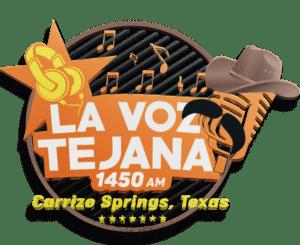 La Voz Tejana 1450AM Logo